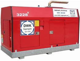 Mietaggregat 70 kVA