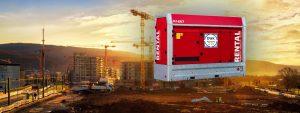 Strom Aggregate mieten für das Baugewerbe